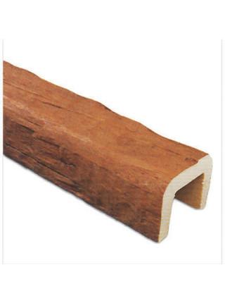 Декоративная балка Рустик (дуб светлый) DECOMASTER 545 (190*170*3000мм)