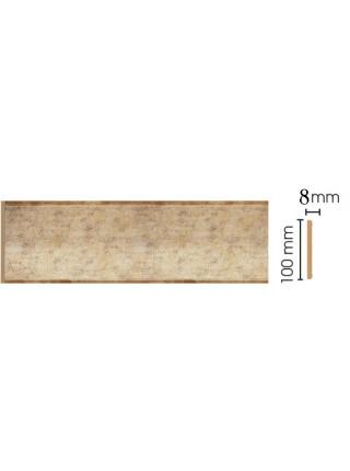 Декоративная панель DECOMASTER B10-553 (100*9*2400мм)