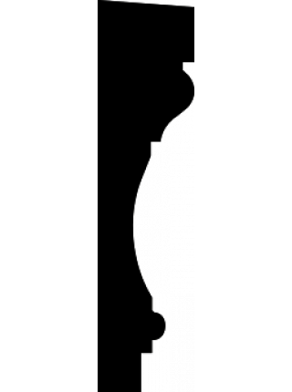Арочное обрамление Европласт 4.87.032