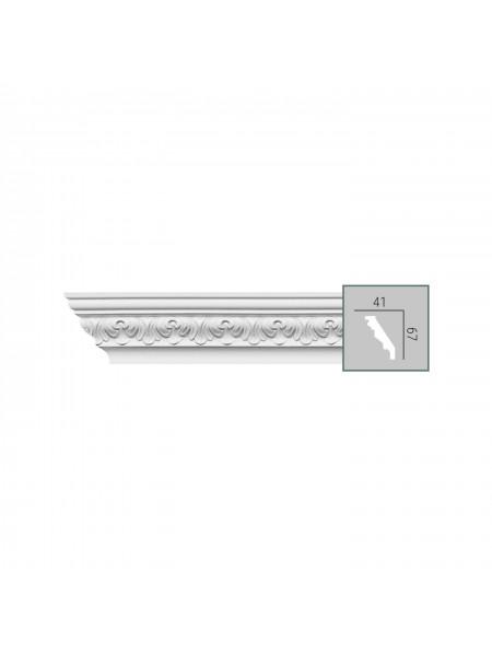 C 1003 (2,00 м) (U) Карниз с орнаментом