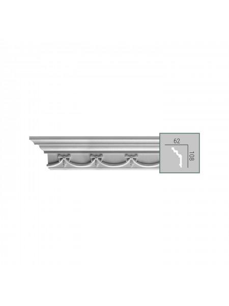 C 1035 (2,00 м) (U) Карниз с орнаментом