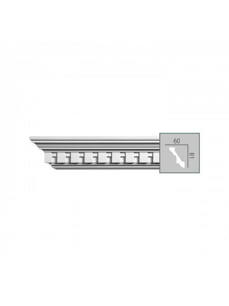 C 1010 (2,00 м) (U) Карниз с орнаментом