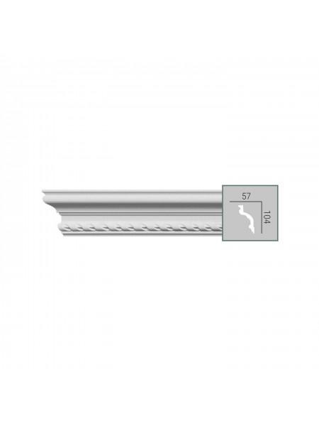 C 1015 (2,00 м) (U) Карниз с орнаментом