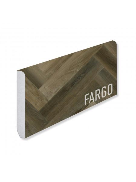 Кварцевый плинтус Fargo 33-62W921 Дуб Кальвадос