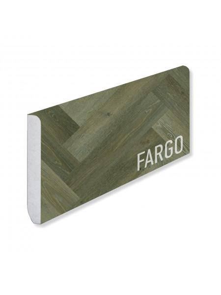Кварцевый плинтус Fargo 33-379-4 Дуб Женева