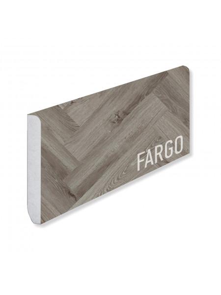 Кварцевый плинтус Fargo 33-385-2 Дуб Скальный