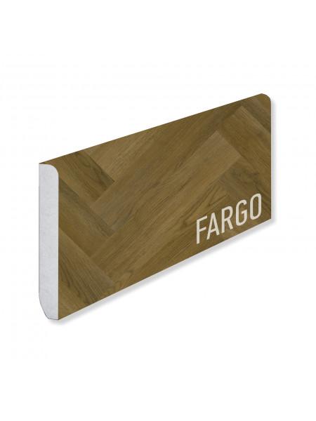 Кварцевый плинтус Fargo 33-63W948 Дуб Монако