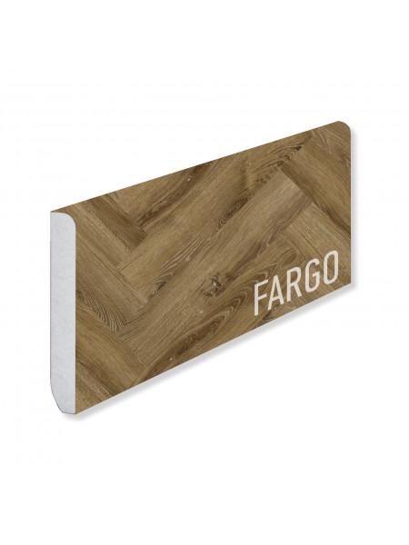 Кварцевый плинтус Fargo 33-385-7 Дуб Коломбо