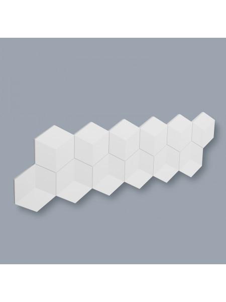 CUBE 3D панель для стен NMC