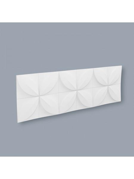 FLOWER 3D панель для стен NMC