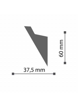 IL4 карниз Wallstyl NMC 60х37х2000 мм