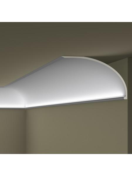MC1 карниз для скрытого освещения ARSTYL NMC 342х221х2000 мм