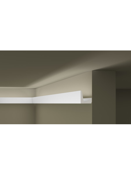 IL5 карниз для скрытого освещения ARSTYL NMC 50х50х2000 мм