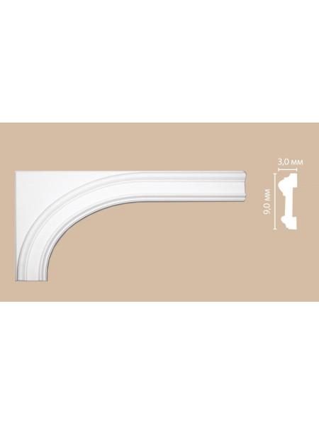 Декоративный элемент DECOMASTER 97901-1L (650*320*30мм)