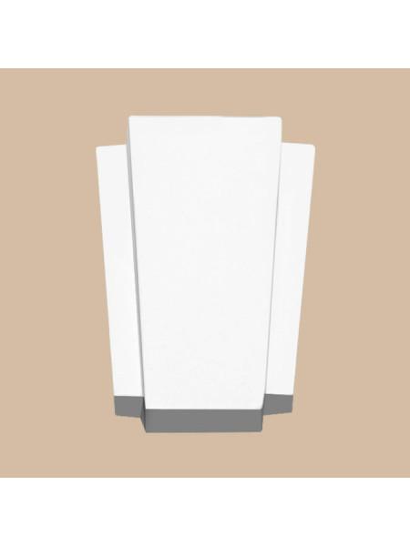 Декоративный элемент DECOMASTER 97901-2 (130*95*45мм)