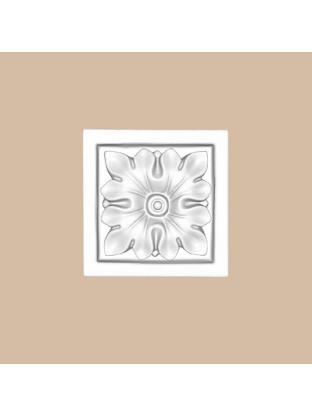 Декоративный элемент DECOMASTER DD-220 (87*87*25мм)