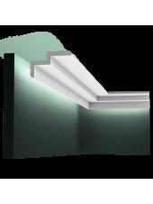 Карниз для скрытой подсветки Orac Decor C390 STEPS