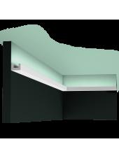 Карниз для скрытой подсветки Orac Decor CX190F U-PROFILE гибкий