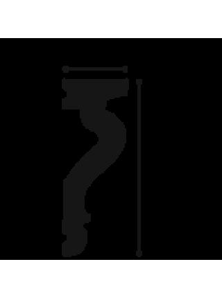 Молдинг Orac Decor DX174F гибкий