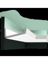 Карниз для скрытой подсветки Orac Decor C352 FLAT