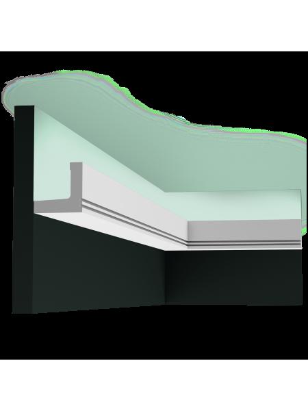 Карниз для скрытой подсветки Orac Decor C361 STRIPE