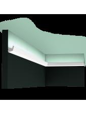 Карниз для скрытой подсветки Orac Decor CX189F гибкий