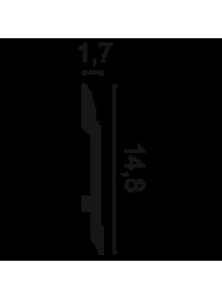 Плинтус Orac Decor SX104F гибкий