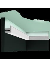 Карниз для скрытой подсветки Orac Decor C380 L3 Linear Led Lighting