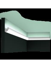 Карниз для скрытой подсветки Orac Decor CX188