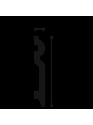 Плинтус Orac Decor SX137F гибкий