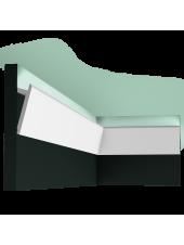 Карниз для скрытой подсветки Orac Decor SX179 DIAGONAL