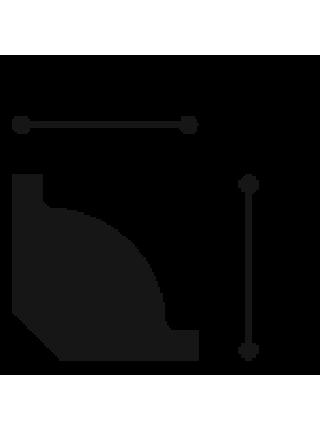 Плинтус Orac Decor CX132F гибкий