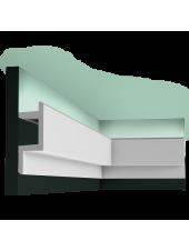 Карниз для скрытой подсветки Orac Decor C383 L3 Linear Led Lighting