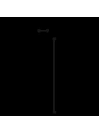 Плинтус Orac Decor SX105F гибкий