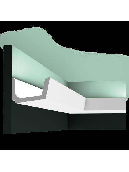 Карниз для скрытой подсветки Orac Decor C357 STRAIGHT