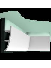 Карниз для скрытой подсветки Orac Decor C374F ANTONIO гибкий