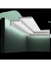 Карниз для скрытой подсветки Orac Decor C391 STEPS