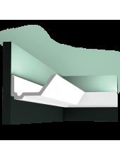 Карниз для скрытой подсветки Orac Decor C358 RAIL