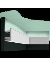 Карниз для скрытой подсветки Orac Decor C381 L3 Linear Led Lighting