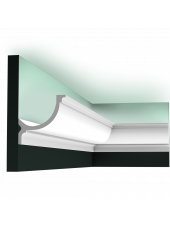 Карниз для скрытой подсветки Orac Decor C902F гибкий