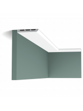 Карниз Orac Decor SX184F CASCADE гибкий