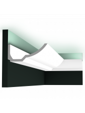 Карниз для скрытой подсветки Orac Decor C351 BOAT