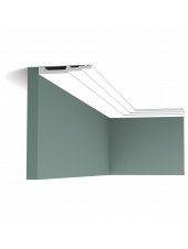 Карниз Orac Decor SX180F HIGH LINE гибкий