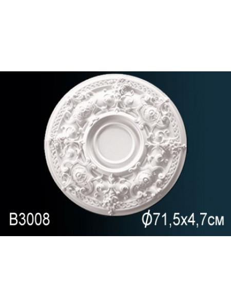 Розетка потолочная Perfect (Перфект) B3008
