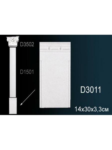 База пилястры Perfect (Перфект) D3011
