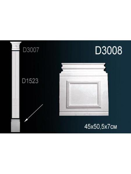 База пилястры Perfect (Перфект) D3008