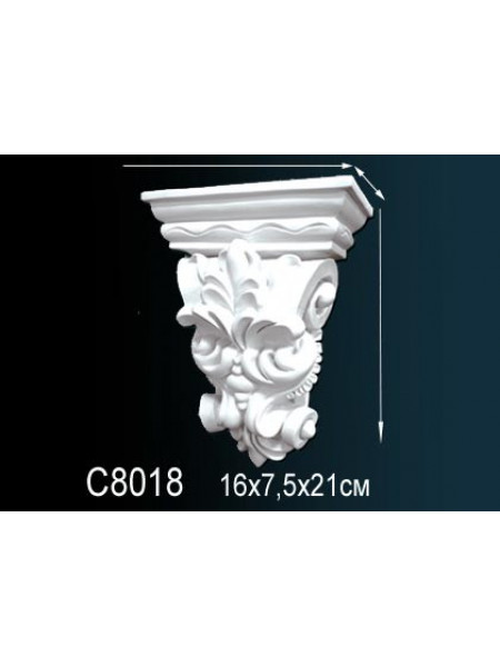 Декоративная консоль Perfect (Перфект) C8018
