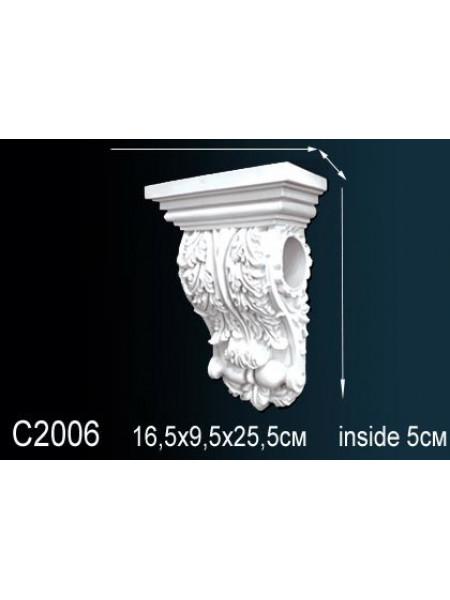Декоративная консоль Perfect (Перфект) C2006