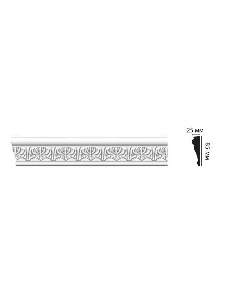 Плинтус потолочный DECOMASTER D152BДМ (85*25*2000мм)