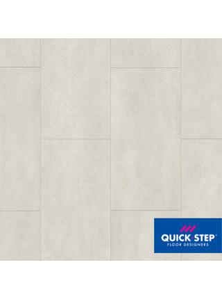 ПВХ-плитка Quick-Step Ambient Glue Plus AMGP 40049 Бетон светлый